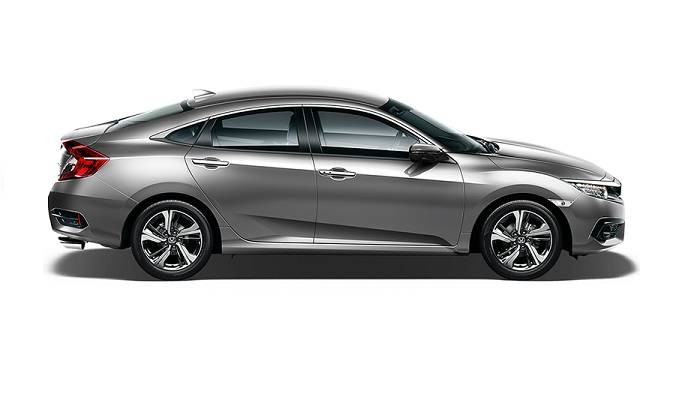 All New Civic Cilacap