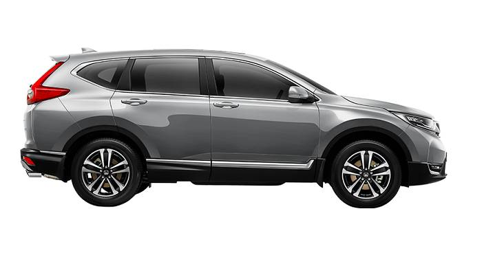All New Honda CR-V Cilacap