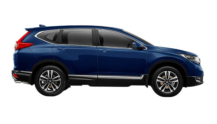 Harga All New Honda CR-V Kebumen