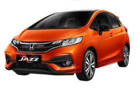 All New Honda Jazz Kebumen