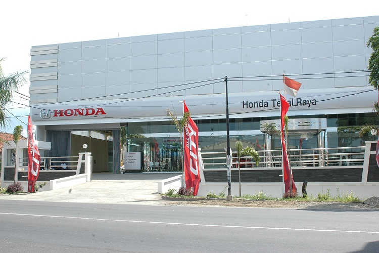 Dealer Honda Tegal