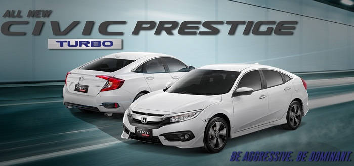 Harga Honda Civic Tegal