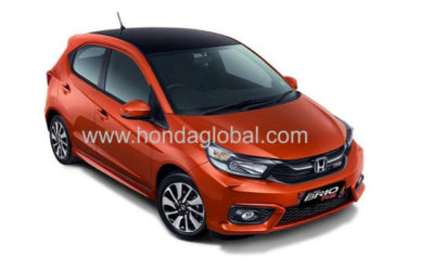Harga All New Honda Brio